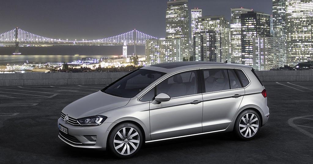 neuer vw golf sportsvan ersetzt golf plus modellauto news. Black Bedroom Furniture Sets. Home Design Ideas