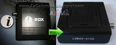 Actualización para Transformar su I-Box III en Dongle LSBOX-3100