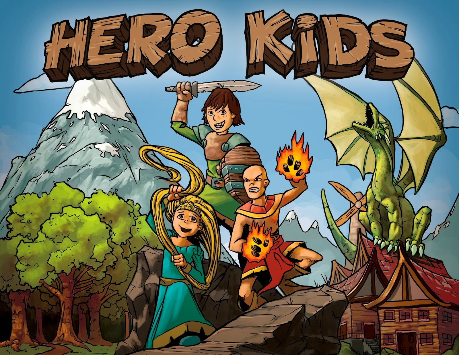 Tabletop Role Playing Games For Kids