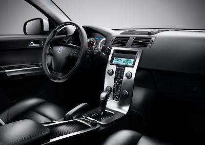 Volvo C30 2012 interieur
