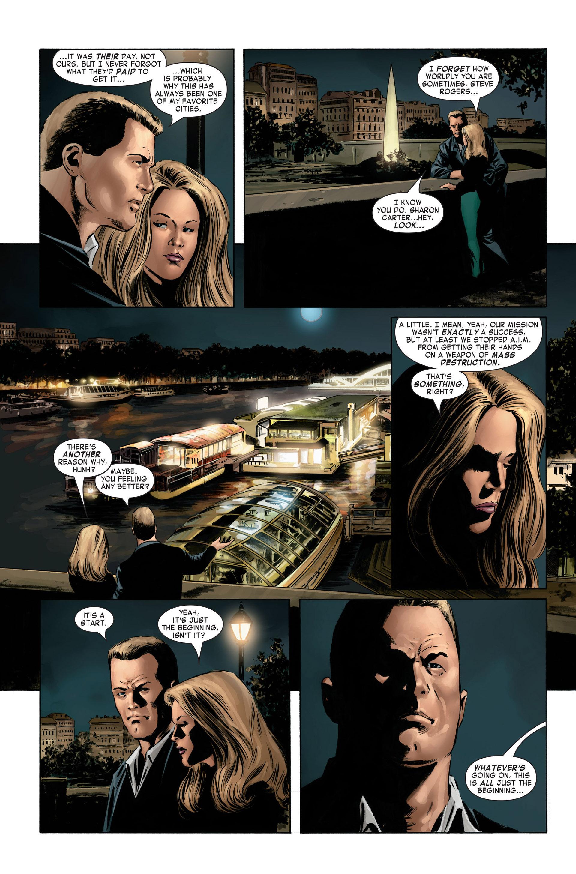 Captain America (2005) Issue #3 #3 - English 21