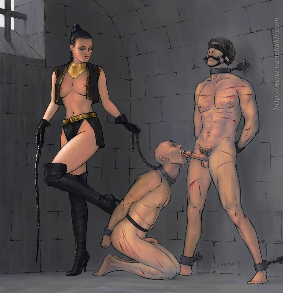 Slaves of rome new bdsm videogame futa futanari content