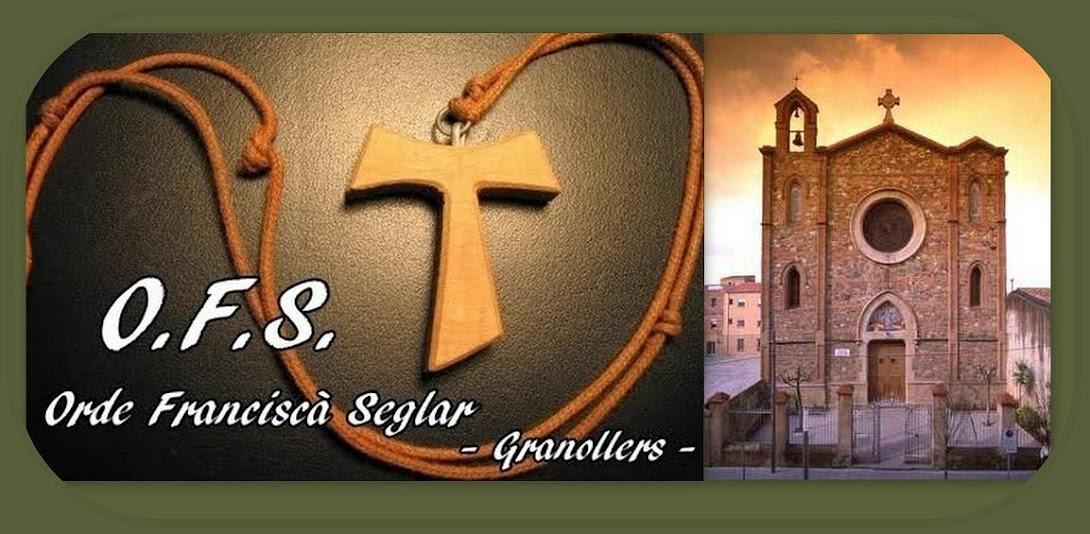 Orde Franciscà Seglar de Granollers.