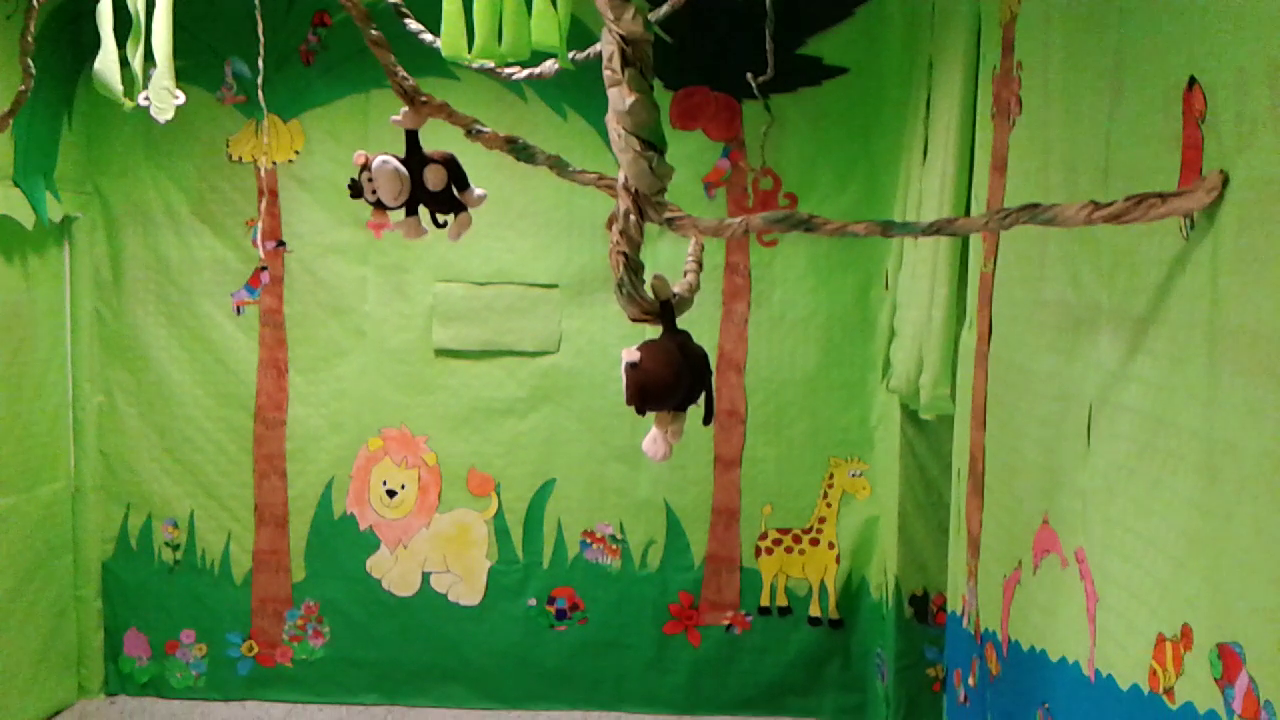 Infantil Decorado Colegio Portalito