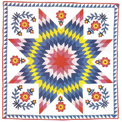 Prairie Star Quilt