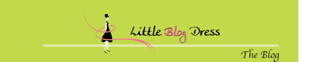 The Little Blog Dress