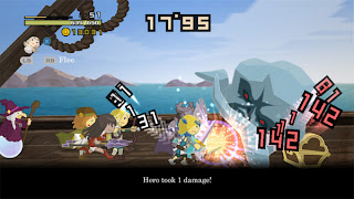 Free Download Half Minute Hero PC Game Full Version