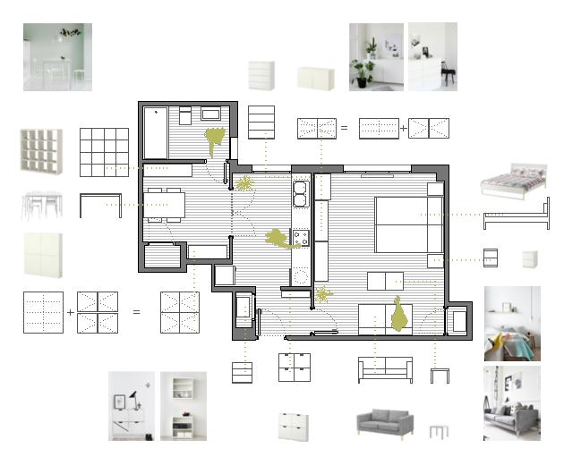 Interiorismo lowcost Valencia Ikea