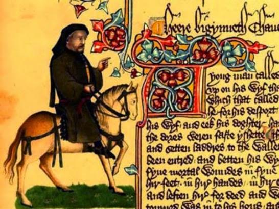 Los cuentos de Canterbury libro