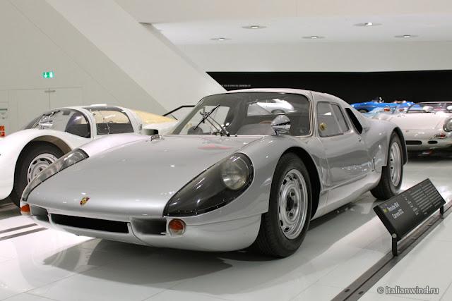 Porsche 904 Carrera GTS, 1964 г.