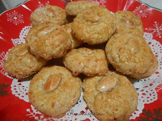 mandaretti ( mandarini + mandorle )