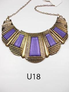 kalung aksesoris wanita u18