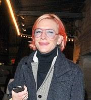 SO CATE BLANCHETT <br>HAS PINK HAIR NOW