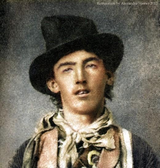 Mccain S Corner Billy The Kid Was A Gaelic Speaker