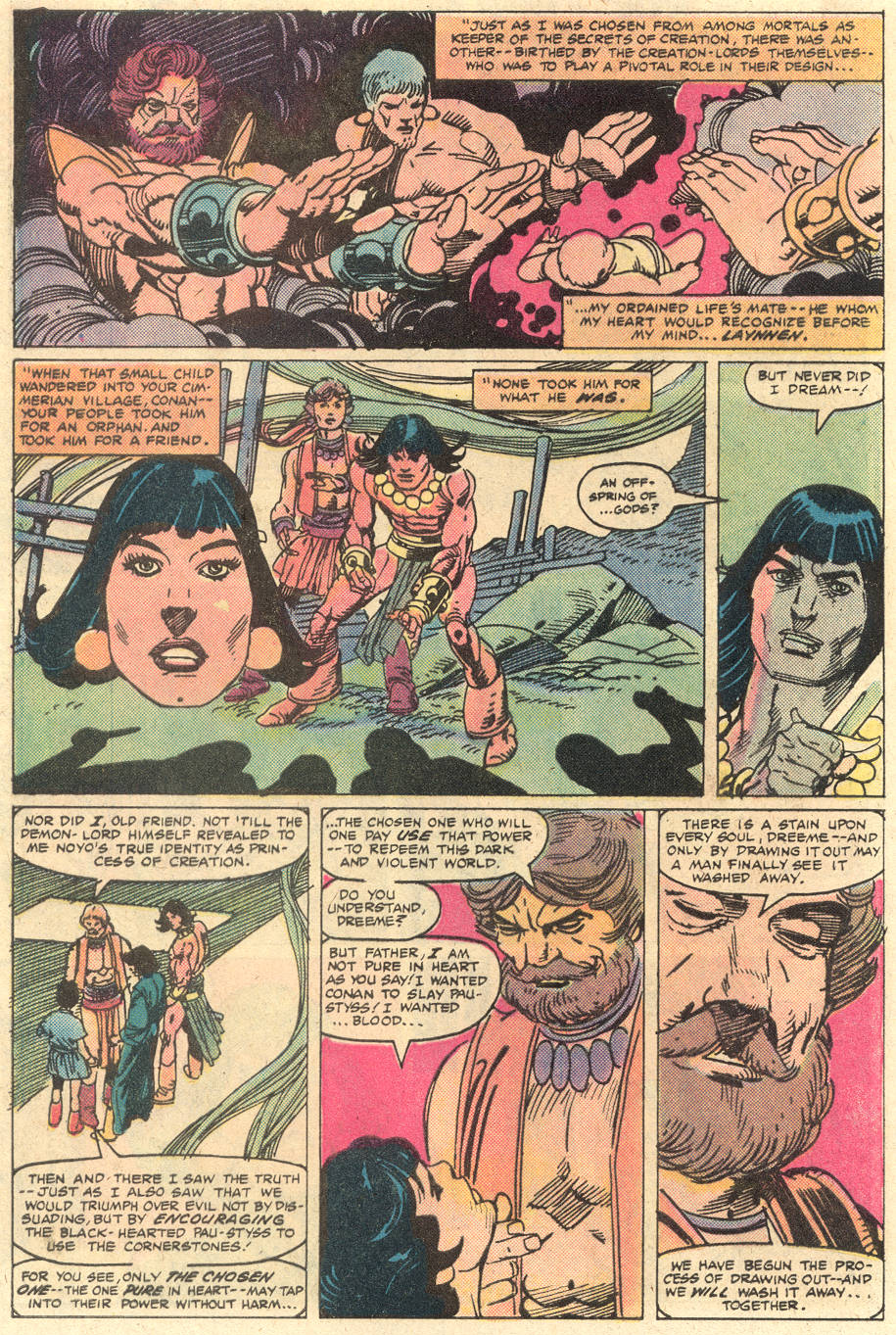 Conan the Barbarian (1970) Issue #130 #142 - English 21