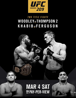 Online UFC 209 Woodley vs Thompson 2