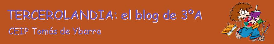 Tercerolandia, el blog de 3ºA
