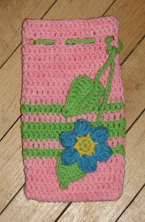 Crochet Bag by Dana White at Everyday Handmade