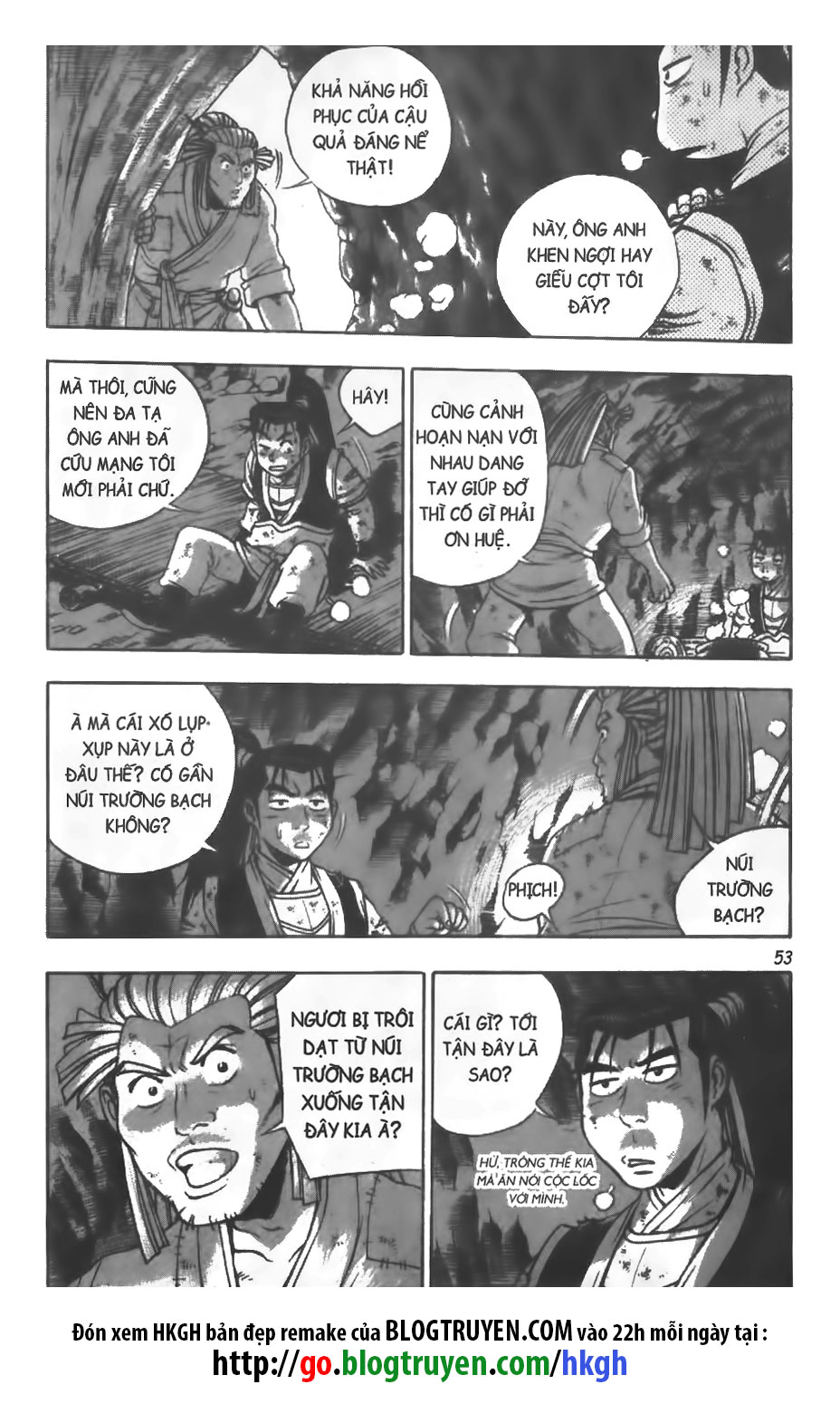 Hiệp Khách Giang Hồ chap 273 Trang 2 - Mangak.info