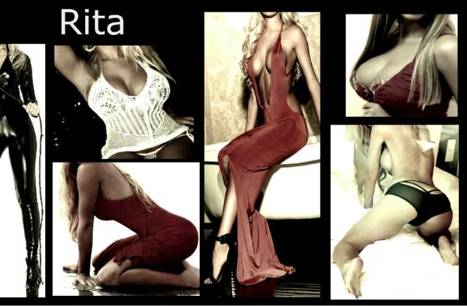 Escort Luxo Rita
