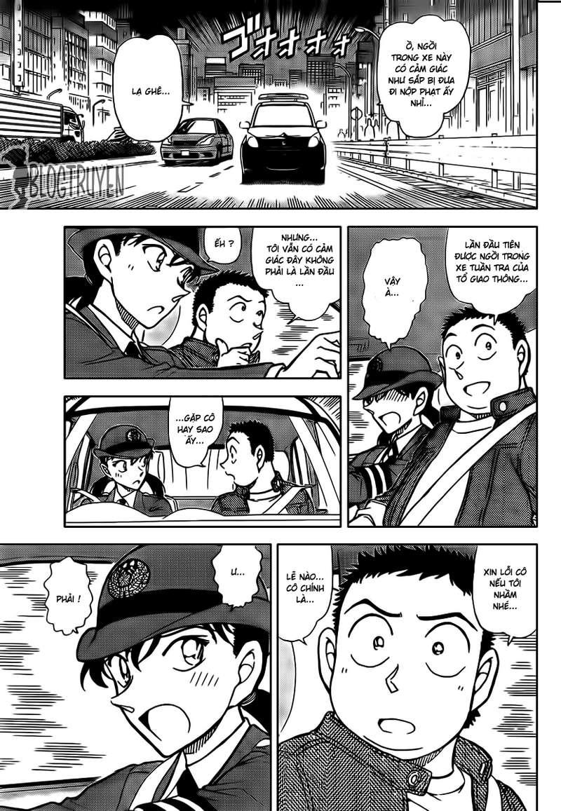Detective Conan - Thám Tử Lừng Danh Conan chap 792 page 15 - IZTruyenTranh.com