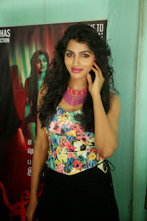 Actress Dhansika Latest Pictures at Thiranthidu Seese Audio Launch 5