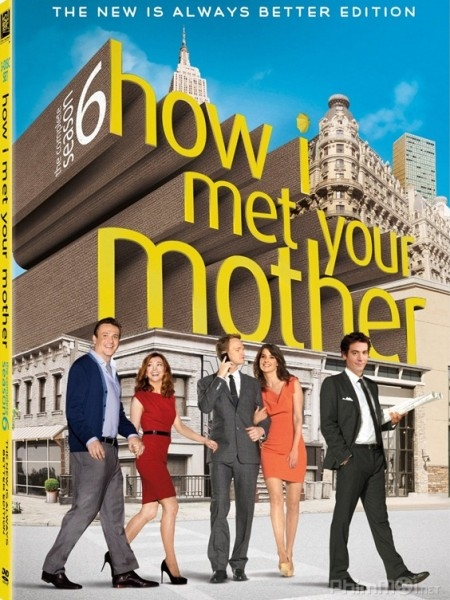 Khi Bố Gặp Mẹ 6 - How I Met Your Mother 6 (2010)