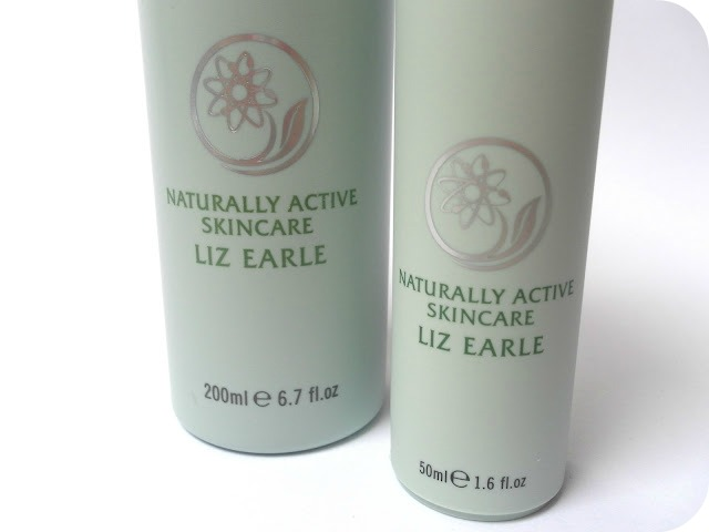 A picture of Liz Earle Instant Boost Skin Tonic Spritzer and Liz Earle Skin Repair Light Moisturiser
