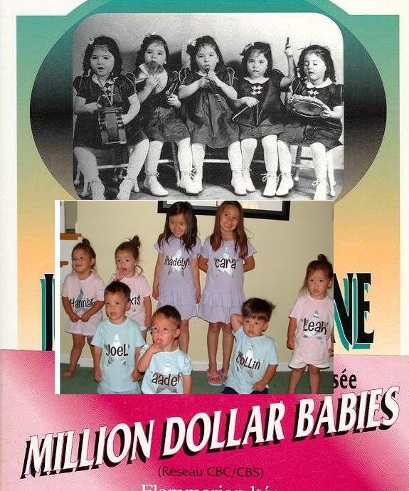 Million Dollar Baies 1938 and 2004