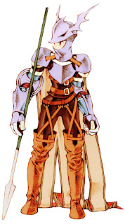 final fantasy tactics lancer male