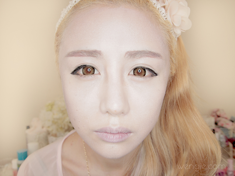 Doll Makeup Tutorial: Become a Porcelain Doll in 8 steps – The Wonderful World of Wengie