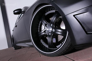 2011 Mercedes CLS 500 MEC Wheels