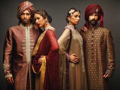 Deepak Perwani's Wedding Collection, Latest Fashion