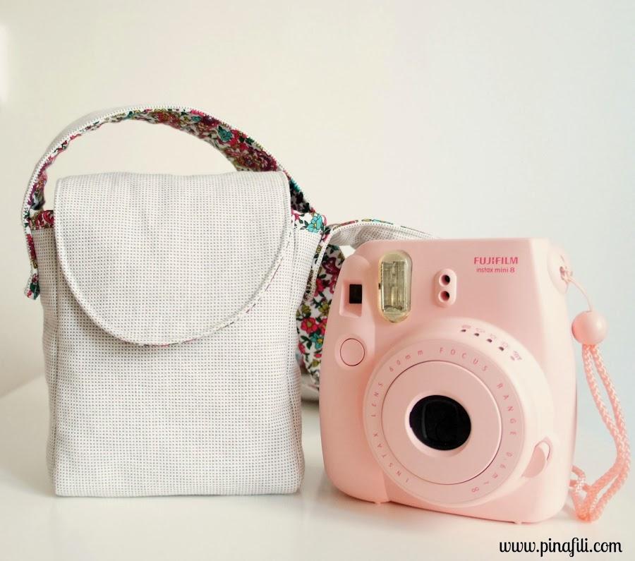 Una funda personalizada para tu cámara de fotos ¡Elige los colores que más te gusten!