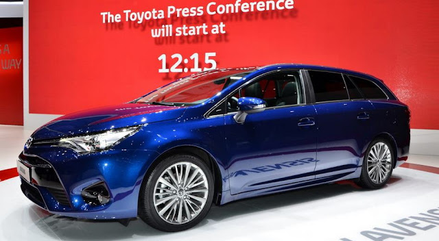 2016 Toyota Avensis Release Date and Price