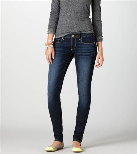 model celana skinny jins wanita terbaru 2016/2017