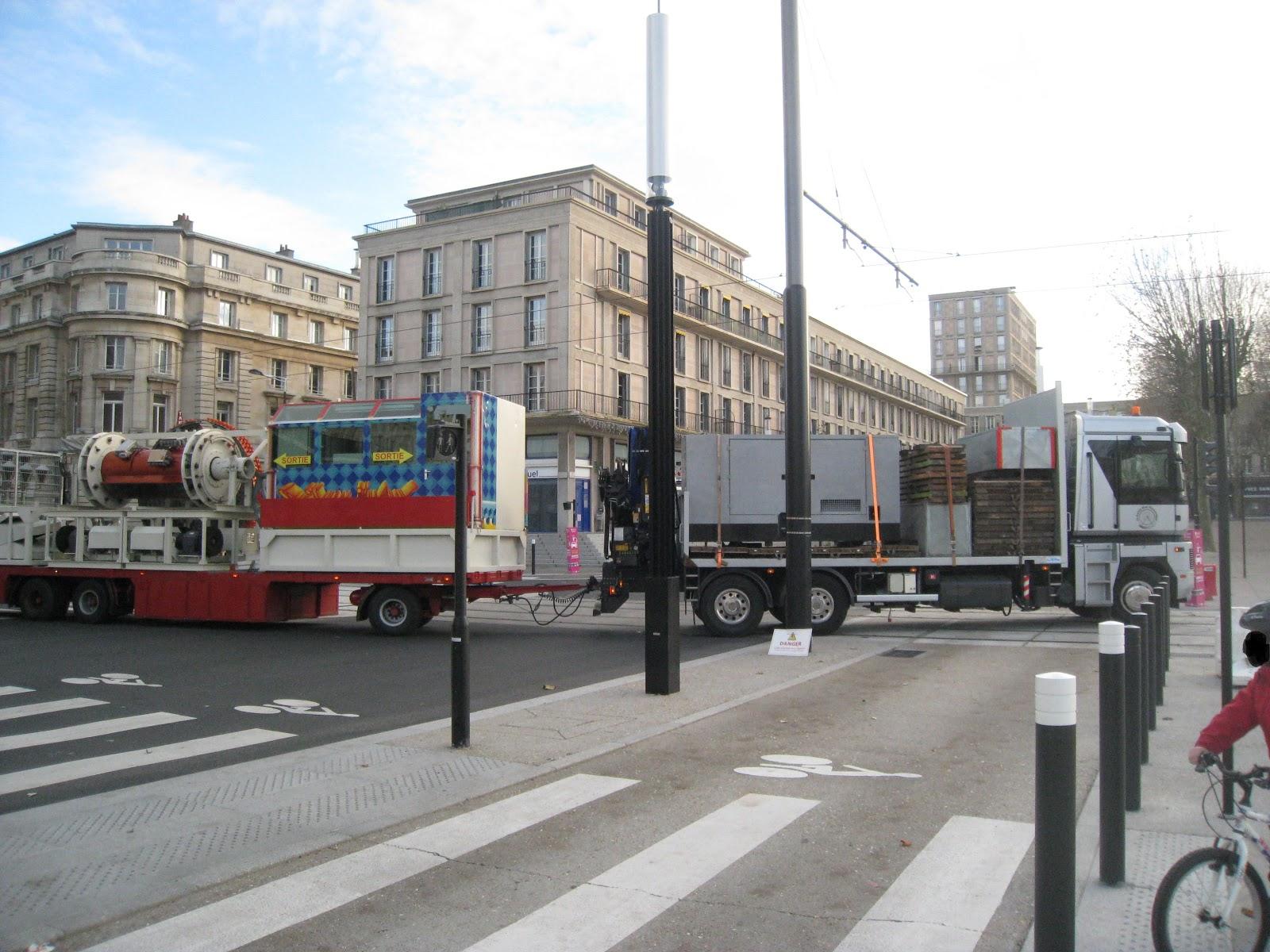 12/12/12 12h12 - Inauguration du tramway Granderouelehavre