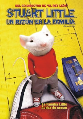 Stuart Little (1999) [Ukr, Eng] Dvdrip [Hurtom]