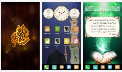 تطبيق مجاني لتحويل الأندرويد الي هاتف رمضاني وإسلامي متكامل Ramadan Phone 2014 APK