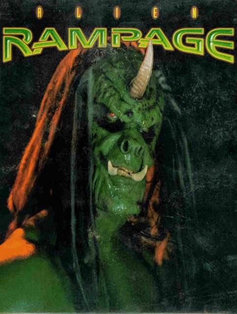 Alien Rampage