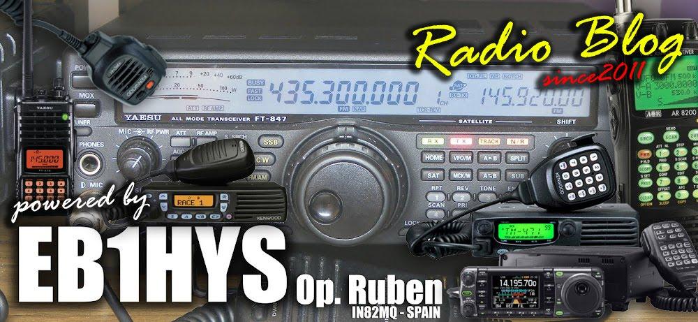 BLOG de EB1HYS Op. RUBEN