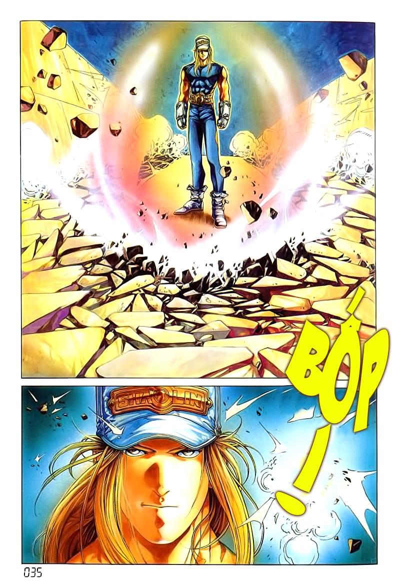 Cyber Weapon Z - Siêu Thần Z chap 3 - Trang 28