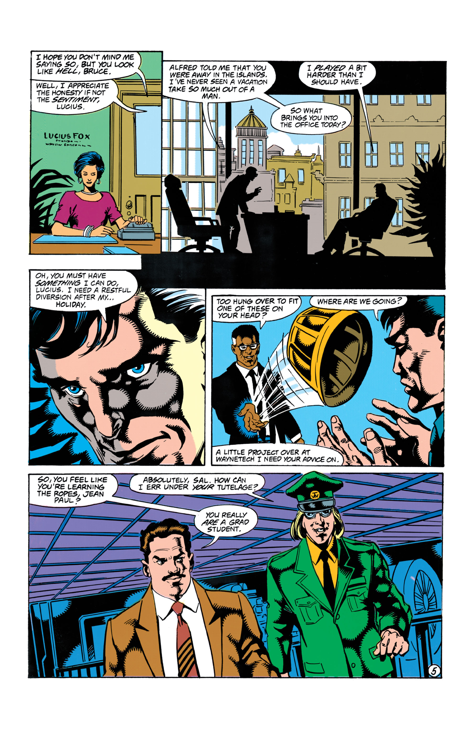 Detective Comics (1937) Issue #657 Page 6
