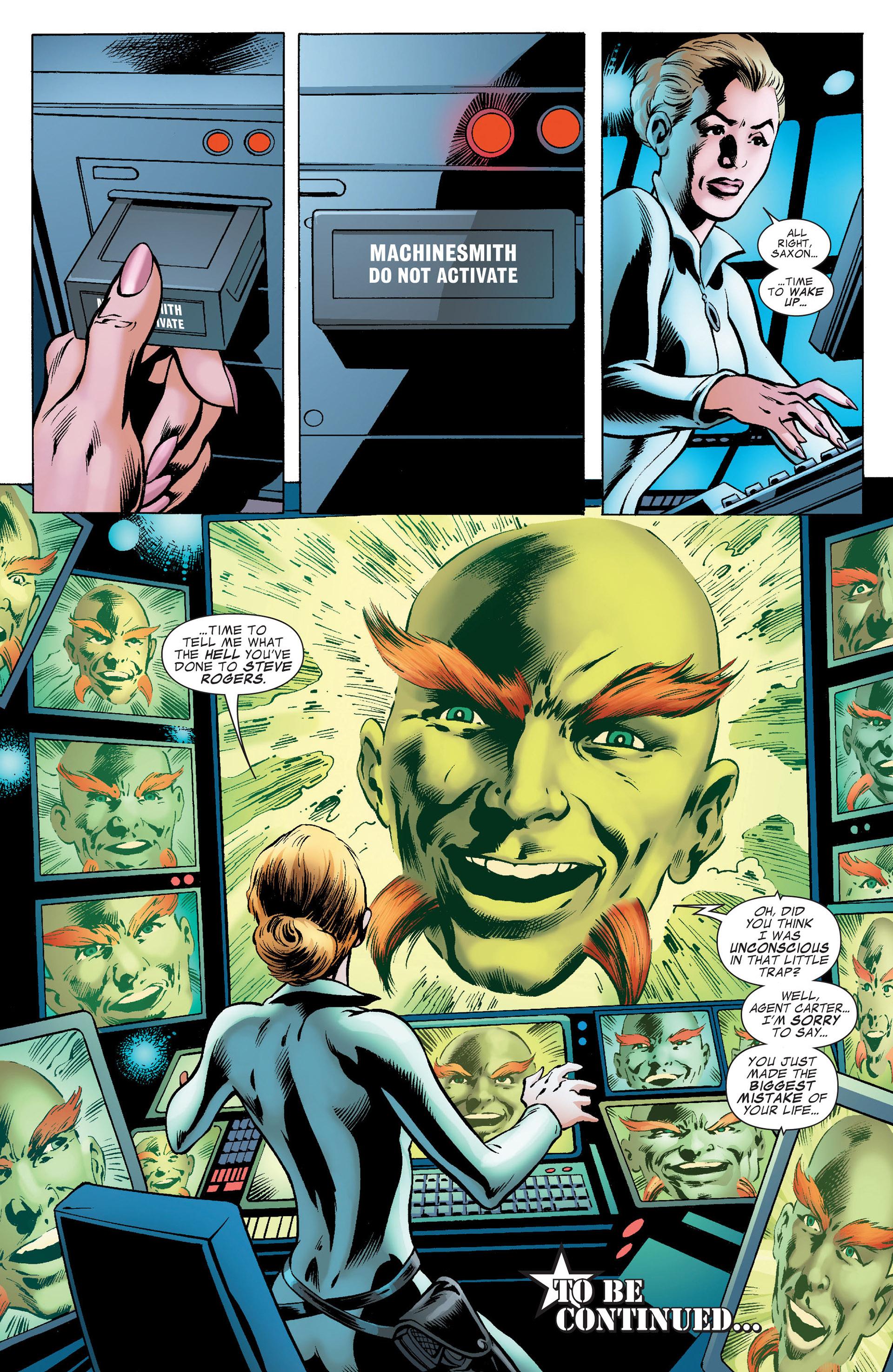 Captain America (2011) Issue #8 #8 - English 22