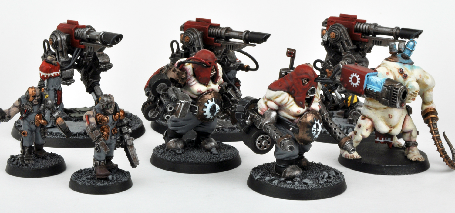 Mechanicus army rules for dating