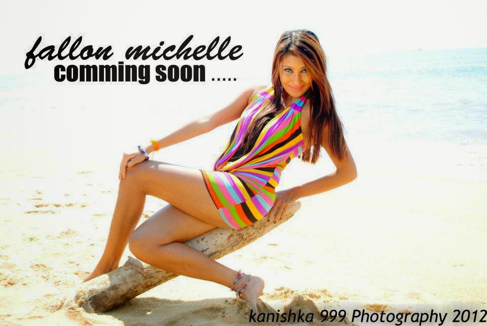 Fallon Michelle beach legs kakul deka