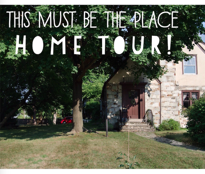 Click below- Home Tour! {2015}