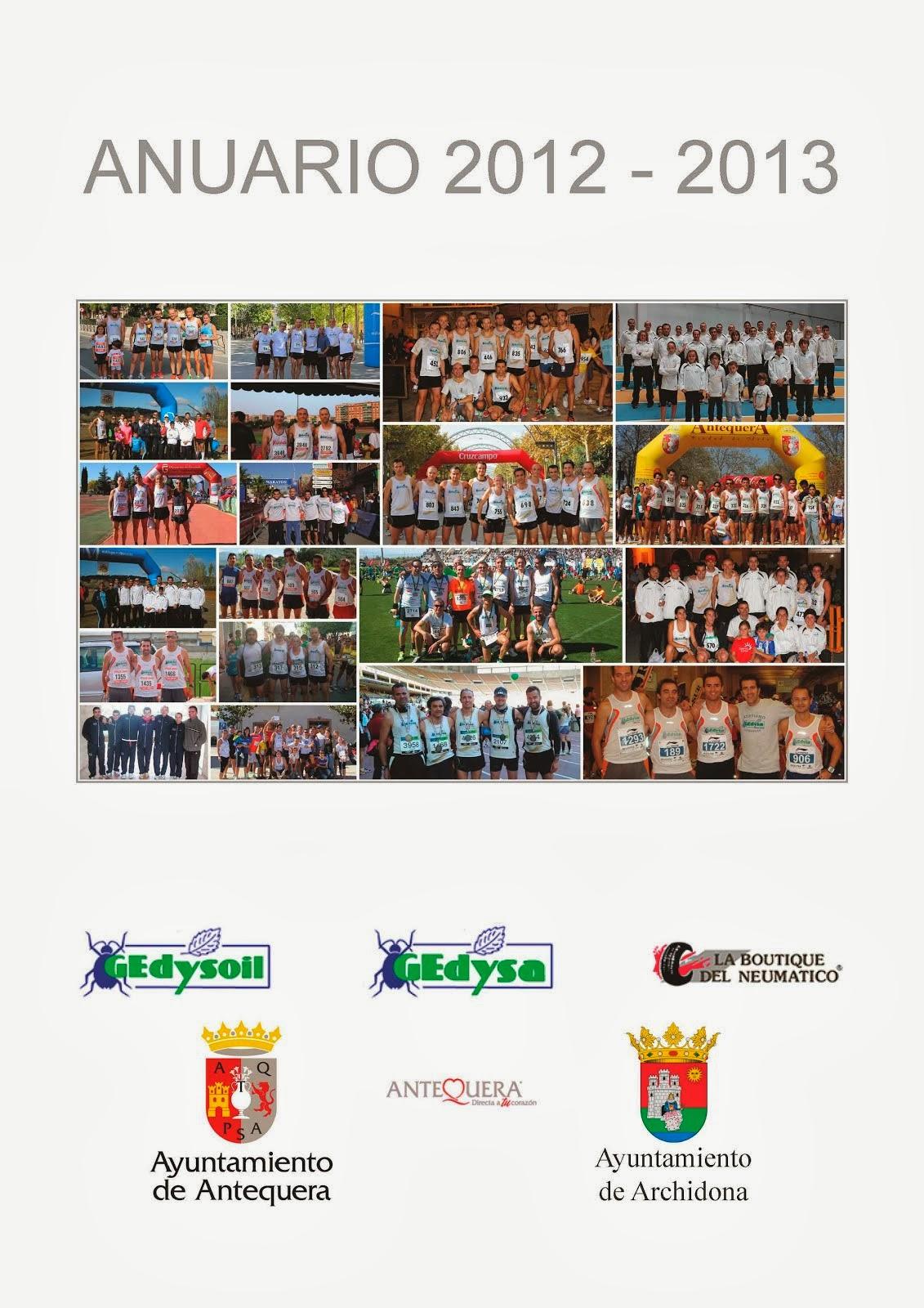 Anuario 2012 - 2013