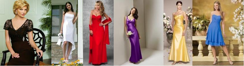 Bridesmaid Cheap Dress