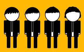 Michelle The Beatles Partitura para Flauta, Saxofón, Trompeta, Violín, Clarinete, Trombón, Saxo Tenor y Saxofón Soprano. Partitura The Beatles fácil para principiantes de Michelles sheet music, acordes, letra y traducción